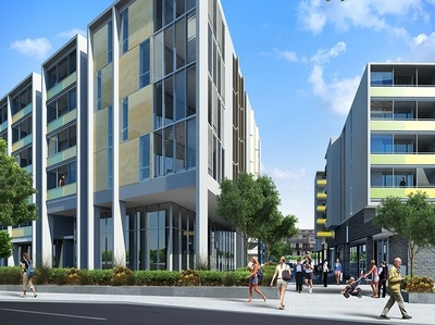 Evoke Apartments The new shape of apartment living