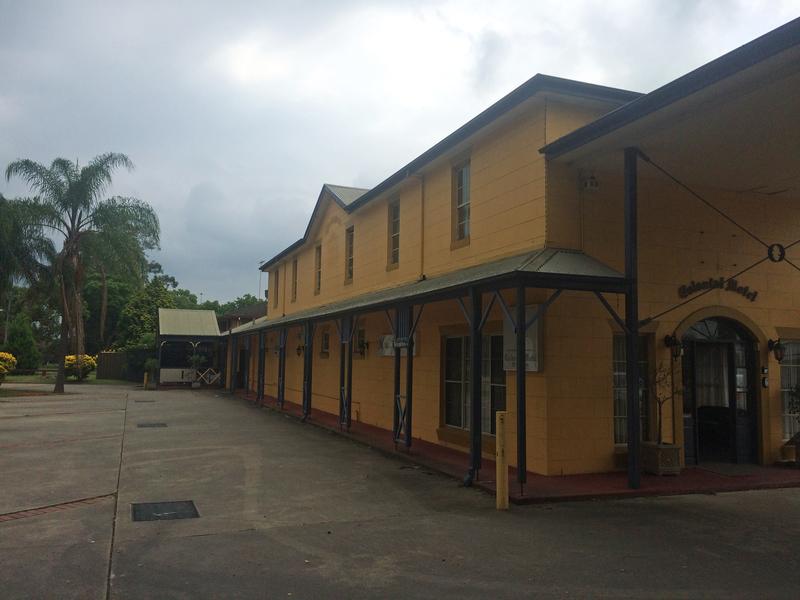 MOTEL AUCTION - Colonial Motel, Richmond
