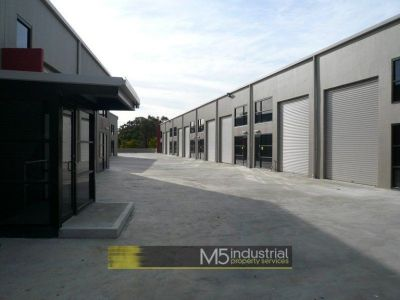142 SQM - Modern Warehouse + Office (VIDEO ATTACHED)