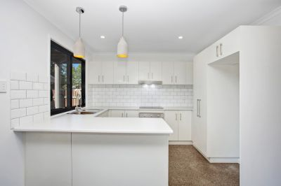 Brand new apartment with modern kitchen and bathroom