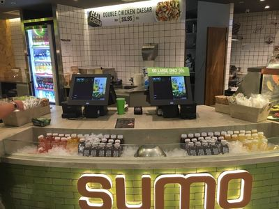 Sumo Salad Airport West VIC