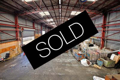 1,044sqm - Freestanding Industrial INVESTMENT  (VIDEO ATTACHED)