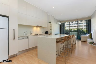 MARTIN - Two Bedroom -  Executive lifestyle pad, modern, central, stylish