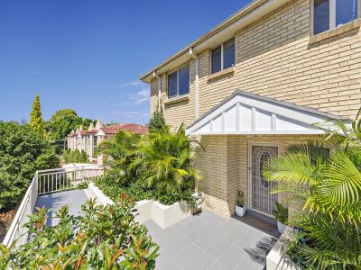 Boutique townhouse offering quality, space and in/outdoor living