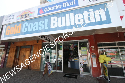 NEWSAGENCY – Nobby Beach ID#2863632  – BARGAIN, WON'T LAST