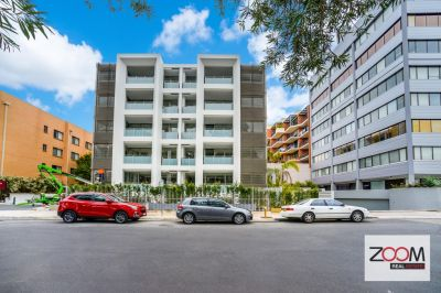 Brand New Two Bedrooms Apartment in Burwood