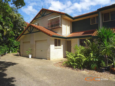 THREE BEDROOM TOWNHOUSE - SMALL COMPLEX OF ONLY 4