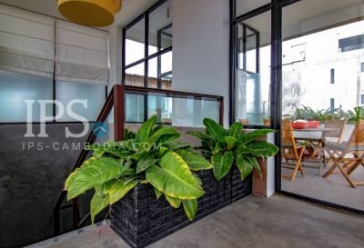 Tonle Bassac, Phnom Penh | House for rent in Chamkarmon Tonle Bassac img 14