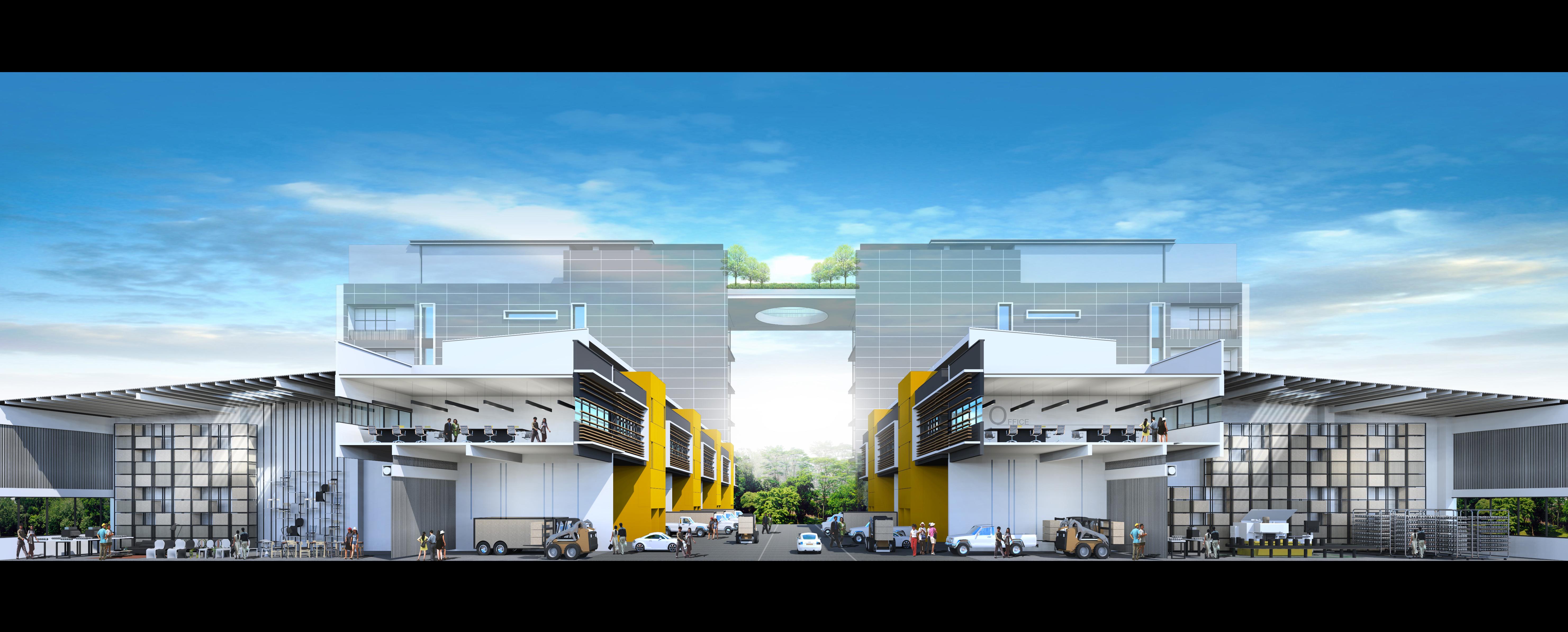 Core@Phnom Penh  Special Economic Zone, Kantaok, Phnom Penh | New Development for sale in Por Sen Chey Kantaok
