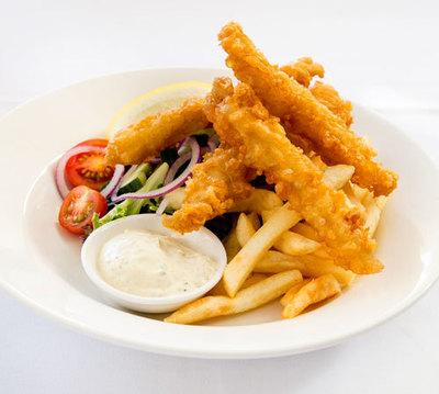 Fish & Chips near Philip Island - 10615