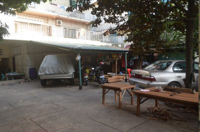 BKK 3, Phnom Penh | Land for sale in Chamkarmon BKK 3 img 2