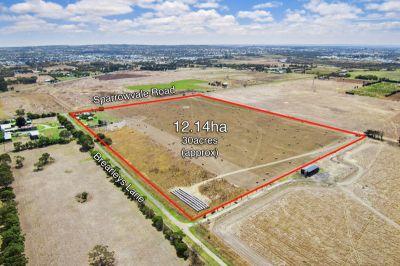 Urban Growth Zone 12.14 ha - 30 acres (approx.)