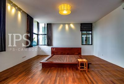 Tonle Bassac, Phnom Penh | House for rent in Chamkarmon Tonle Bassac img 7