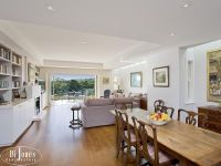 Panoramic views across Cooper park to the Harbour Bridge create a breathtaking back drop to this luxurious family home.
