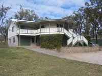 4 BEDROOM HOME ON APPROX 7 ACRES
