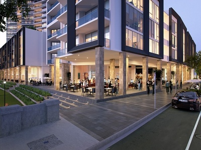 Altitude Apartments - The new height of luxury