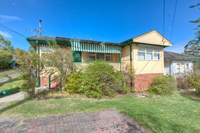 100 Somerville Road, Hornsby Heights