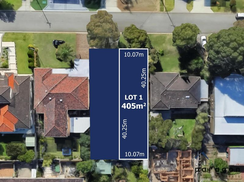 GREEN TITLED STREET FRONT BLOCK IN PREMIER LOCATION!!