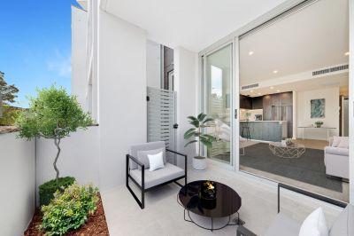 Unique Near New Garden Apartment with Private Access