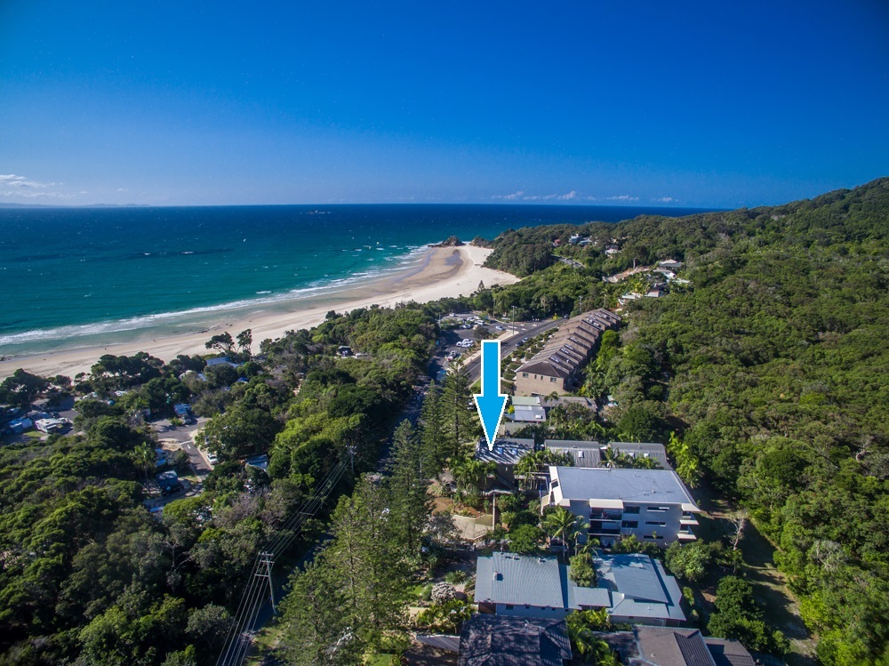 The Ultimate Byron Bay Location!