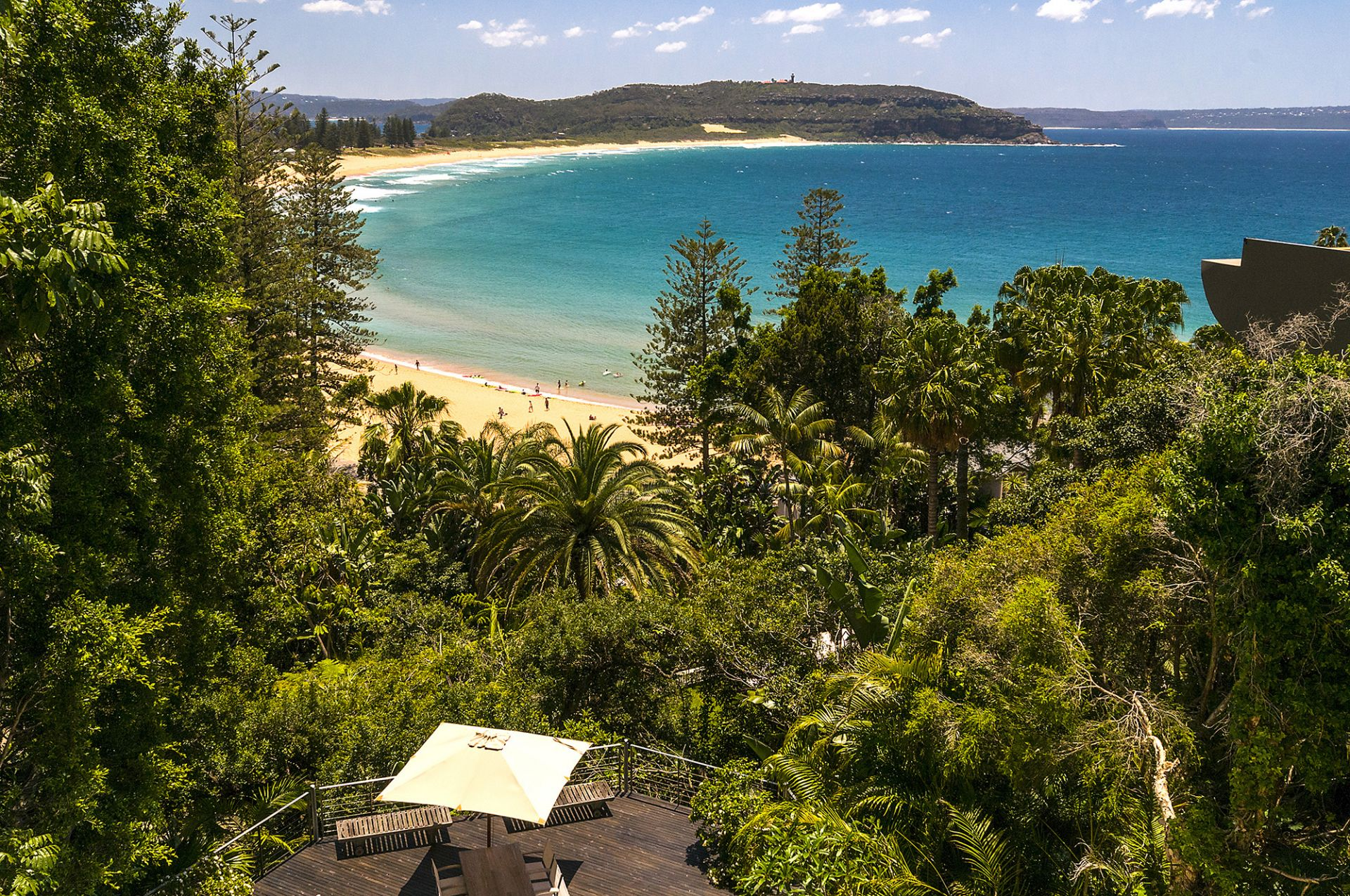 Maison unifamiliale pour l Vente à All offers invited - Breathtaking due-north views 28 Florida Road Palm Beach, New South Wales,2108 Australie