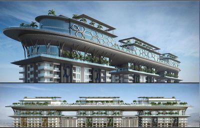 D.I. RIVIERA , Tonle Bassac, Phnom Penh | New Development for sale in Chamkarmon Tonle Bassac img 3