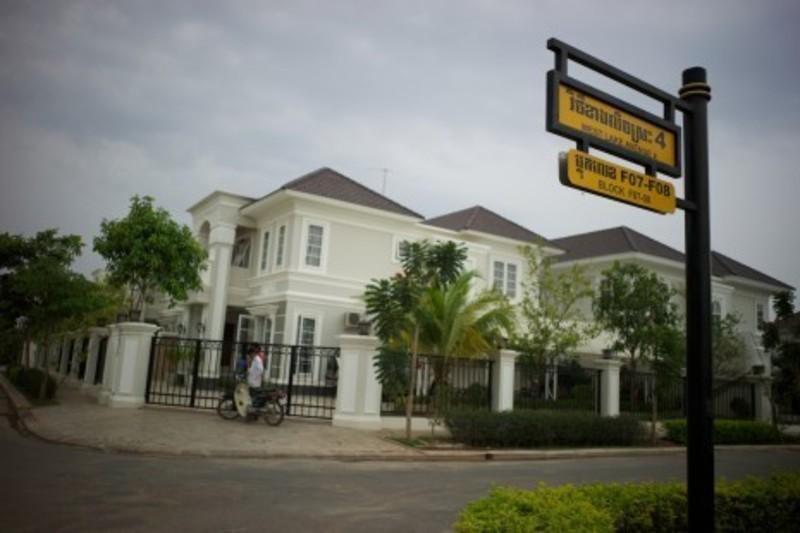 Borey Elite  Town, Tonle Bassac, Phnom Penh | Borey for sale in Chamkarmon Tonle Bassac