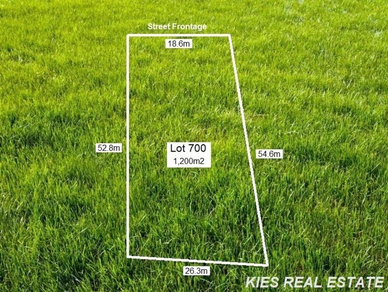 SANDY CREEK - 1200m2 with Rural Outlook