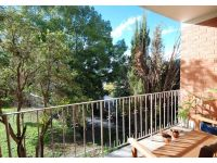 Sunny 2 Bedroom Unit in Peaceful Location. Sunny Balcony. Pool in Complex. Off Street Parking. Walk to Shops & Station.
