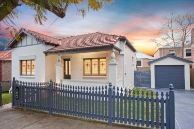 Fully Renovated Two Bedroom Home in the Heart of Leichhardt