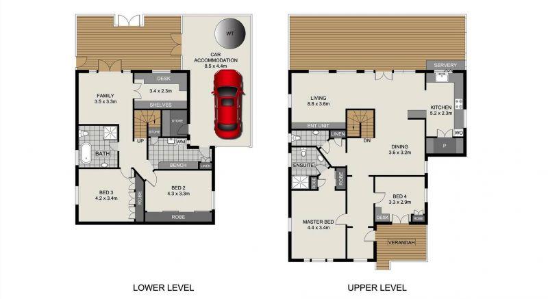 13 Arthur Terrace Red Hill 4059
