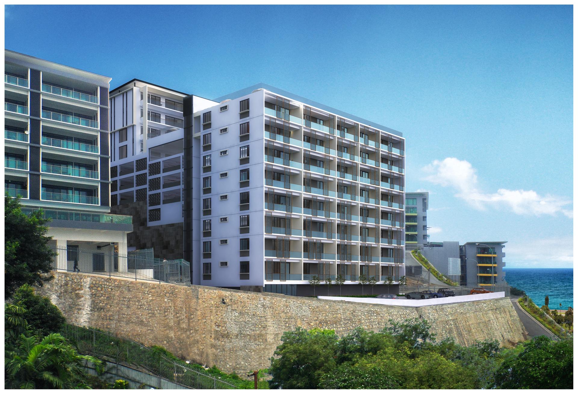 OA927: Gardenia Apartments in Ela Vista