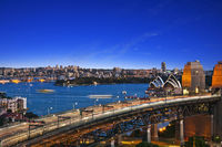 25B/70 Alfred Street Milsons Point, Nsw