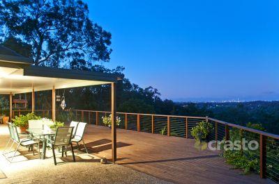 Dual living with Gold Coast Skyline views