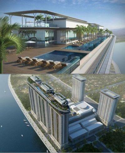D.I. RIVIERA  Condominium, Tonle Bassac, Phnom Penh | Condo for sale in Chamkarmon Tonle Bassac img 11