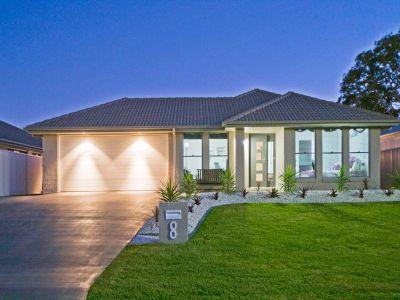 'STUNNING NEW HOME'