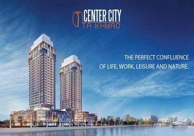 Center City  Ta Khmao, Ta Khmao, Kandal   New Development for sale in Ta Khmau Ta Khmao img 0