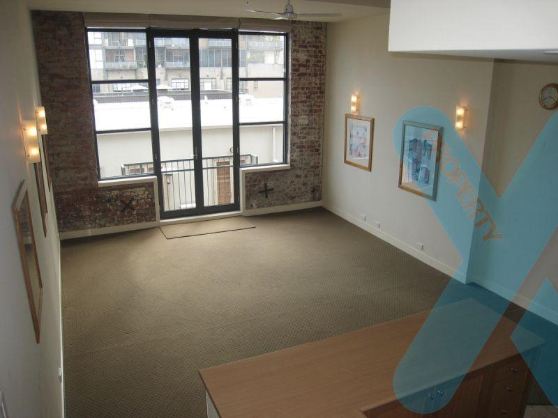 Huge One Bedroom + Study - Warehouse Style!