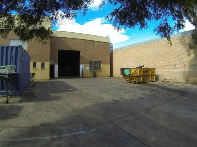 320sqm - DUPLEX STYLE FACTORY WITH YARD -  (VIDEO ATTACHED)