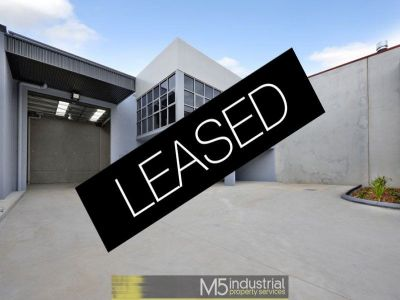 171sqm - Brand New -  Office/Warehouse (VIDEO ATTACHED)