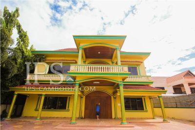 Svay Dankum, Siem Reap | Villa for rent in Siem Reap Svay Dankum img 0