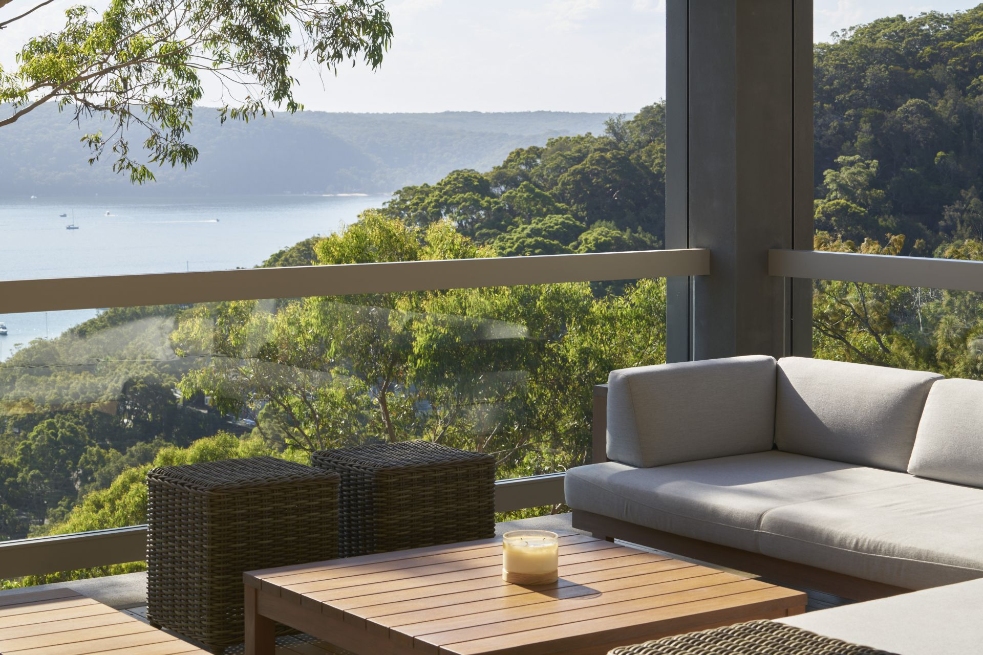 Additional photo for property listing at A new contemporary residence with spectacular views 24 Bynya Road Palm Beach, New South Wales,2108 澳大利亞