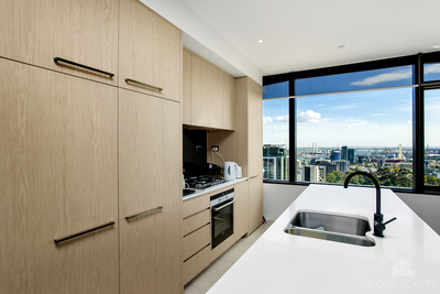 Corner Apartment with Spectacular Views