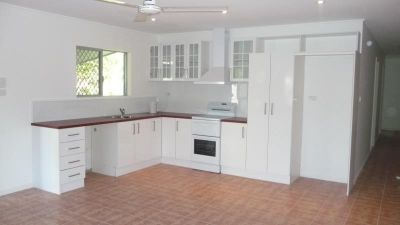 Two bedroom unfurnished duplex