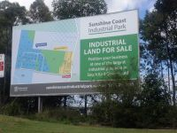 Sunshine Coast Industrial Park - Caloundra