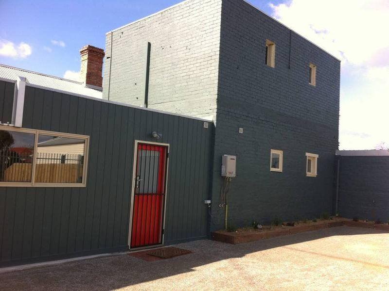 Converted Seddon Mill