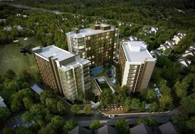 North Park Condominium, Teuk Thla, Phnom Penh | New Development for sale in Sen Sok Teuk Thla img 1