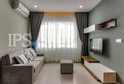 Tonle Bassac, Phnom Penh | House for rent in Chamkarmon Tonle Bassac img 0