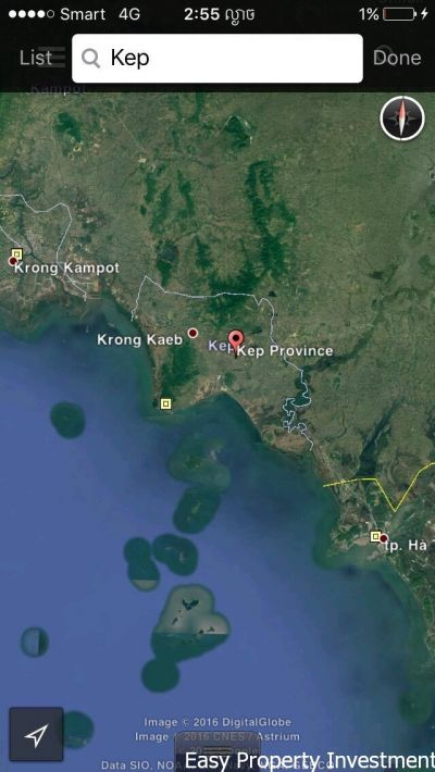 Kep, Kep | Land for sale in Kep Kep img 1