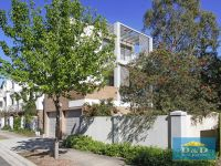Massive contemporary townhouse. 3 bedrooms. 3 bathrooms. Double garage. Holroyd exclusive estate.